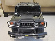 Fast lane HUMMER Pickup 1:6 Scale Remote Control R/C Truck Red Crawler Body