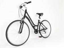 700C roue femmes alliage hybride vélo/vélo double suspension/vitesse 7