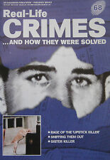 Real-Life Crimes Issue 68 - William Heirens, Walter Carlaftes sister Killer