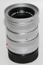 Leica 28-35-50mm Tri-Elmar for M 7 M9 MP 240 RARE chrome version