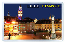 LILLE FRANCE MOD2 FRIDGE MAGNET SOUVENIR IMAN NEVERA
