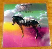 "SCISSOR SISTERS ""Only the Horses"" PROMO CD REMIXES 2 Morel x7 USA"