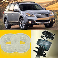 2pcs Power Rear Shock Absorber Coil Spring Cushion Buffer for Subaru Outback