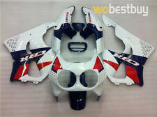 Red White Bodywork  Plastic Fairing Fit for HONDA 92-95 CBR893RR CBR900RR pA1