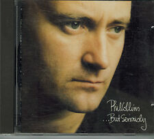 CD  Phil Collins  ...But Seriously,CD wie Neu, WEA – 256 984-2