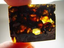 GREAT DEAL! AMAZING CRYSTALS! SENSATIONAL SEYMCHAN PALLASITE METEORITE 14.5 GMS