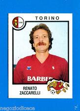 CALCIATORI PANINI 1982-83 - Figurina-Sticker n. 264 - ZACCARELLI - TORINO -Rec