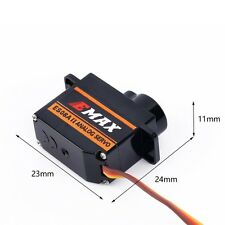EMax ES08A II 9Gram Mini Micro High Sensitive Servo for 3D RC Helicopter LS