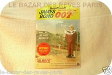 James Bond 007. Personnage GILBERT.  Goldfinger