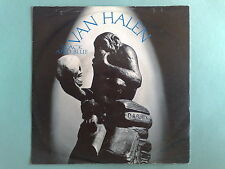 "VAN HALEN - BLACK AND BLUE - RARE 45 GIRI 7"" VINYL GERMAN PRINT"