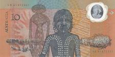 Billet banque AUSTRALIE AUSTRALIA 10 $ 1988 bicentenaire polymer 621 voir scan