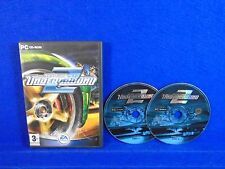 *PC NEED FOR SPEED UNDERGROUND 2 (No Manual) W/ KEY REGION FREE Windows 7 8 10