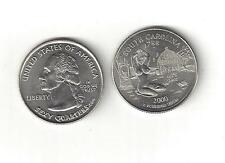 SOUTH CAROLINA NUDE SEXY BUSTY GIRL WOMAN LADY STATE QUARTER NOVELTY COIN TOKEN
