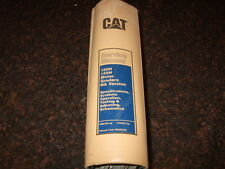 CAT CATERPILLAR 120H 135H MOTOR GRADER SHOP REPAIR SERVICE MANUAL 4MK 3YK