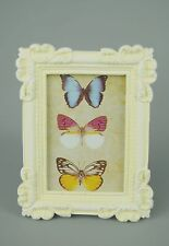Vintage Distressed Lemon Meringue Ornate photo Frame