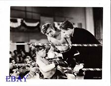 Mickey Rooney barechested Boys Town R.I., 58 VINTAGE Photo