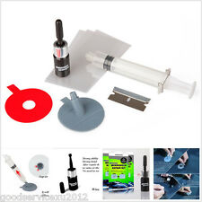 Professional Auto Windshield Glass Crack Polishing Scratches Repairing Tool Kits