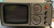 Vintage Portable TV Daytron Model # DT-505A Television Tested and Working
