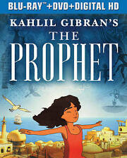 Kahlil Gibran's The Prophet Blu-ray + DVD + Digital HD