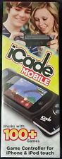 Ion icade mobile Bluetooth game controller for iPhone and ipod touch