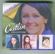 Caitlin The Caitlin The Collection 3 CD Boxset My Connemara Marble Ring