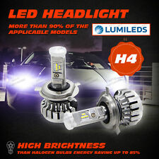 Philips 150W 20000LM H4 Hi/Lo LED Headlight Car Conversion Bulb Beam 6000K KIT