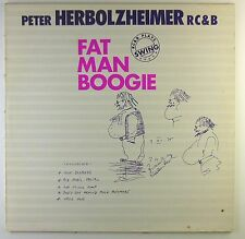 "12"" LP - Peter Herbolzheimer RC & B - Fat Man Boogie - C875 - washed & cleaned"