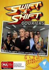 SWIFT And SHIFT COURIERS Series 1 : NEW DVD