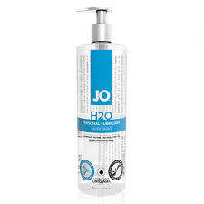 System JO - H2O Lubricant Waterbased 100% Latex & condom Safe 480 ml HE25388