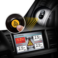 Wireless TPMS Tire Pressure Monitoring System Built-in Sensor for DVD Player