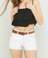 35% OFF! URBAN OUTFITTERS KIMCHI BLUE CAROLINE RUFFLE TOP X-SMALL BNEW 10,00 €