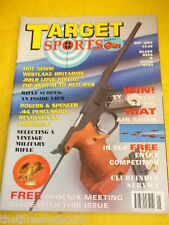 TARGET SPORTS - RIFLE SCOPES - MAY 2004