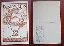 CARTOLINA DALMATIA COMITATO DI ASSISTENZA - ANNO VIII - A. FERRARO #5#
