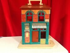 Fisher Price Little People SESAME STREET Play Family House #938