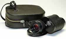 CARL ZEISS JENA Monokular Fernglas Binoculars 8x30 Q m. TASCHE