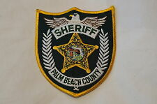 US Palm Beach County Sheriff Police Patch Obsolete