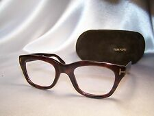 New Authentic! Tom Ford TF 5178 havana 052 Eyeglasses