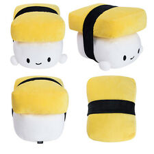 "Sushi 12"" Egg Cushion Doll Toy Bedding Room Decor Cute Plush Cotton Pillow"