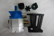 Brand New Logsplitter Combo Kit 13 gpm pump, coupler, engine pump mount