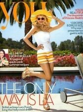 Lucy Punch on Magazine Cover June 2011