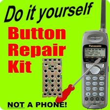 KX-TGA200b Keypad Repair - Fixes ALL Buttons Permanently KX-TG2000b KXTGA200b