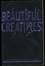 Garcia & Stohl: Beautiful Creatures ** ARC ** 1st/1st (2009)
