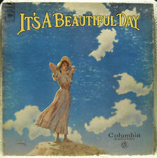 IT'S A BEAUTIFUL DAY s/t  COLUMBIA 360 SOUND 2 EYE CS 9768 1st psych 1969 EX