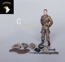 JSI 1:18 scale The Ultimate Soldier WWII U.S. Airborne A01 21st Century toys 01