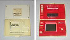 Console TERROR HOUSE Bandai Electronics LCD Solarpower handheld lcd game