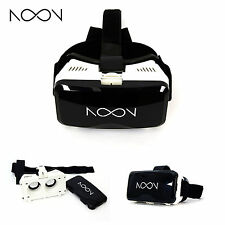 Brand New! NextCore Noon VR Headset for Android/iOS Smartphones [ White ]