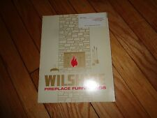 Wilshire Fireplace Furnishings Catalog Screens Pokers Accessories 1972-73