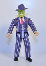 "1994 Quick Draw Stanley Ipkiss 5.5"" Hasbro Action Figure The Mask Jim Carrey"