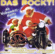 CD NEU/OVP - Das Rockt - Die Weihnachtsplatte - Annette Humpe, Die Prinzen u.a.