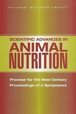 Scientific Advances in Animal Nutrition: Promise for the New Century, -ExLibrary